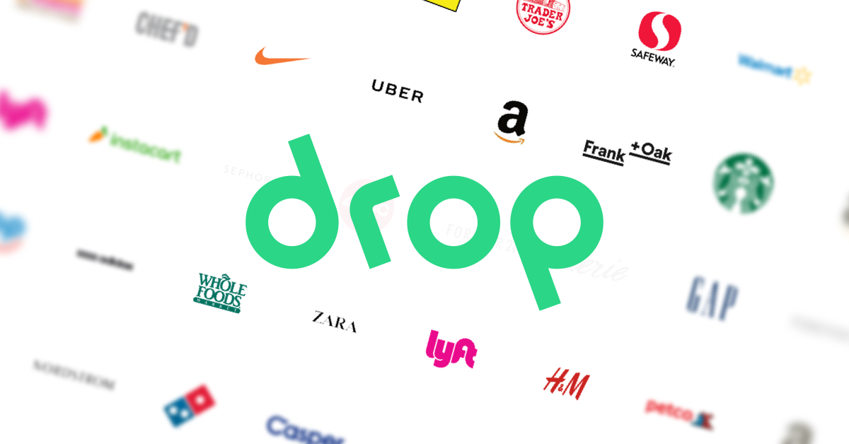 Image result for earn with drop